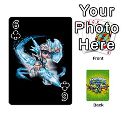 Swap Force Cards By Szakismash   Playing Cards 54 Designs   Ddb5du3i0ymr   Www Artscow Com Front - Club6