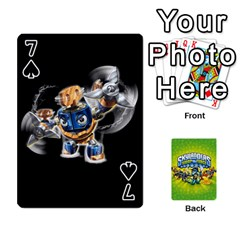 Swap Force Cards By Szakismash   Playing Cards 54 Designs   Ddb5du3i0ymr   Www Artscow Com Front - Spade7