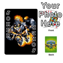 Swap Force Cards By Szakismash   Playing Cards 54 Designs   Ddb5du3i0ymr   Www Artscow Com Front - Joker1