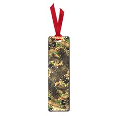 Artificial Tribal Jungle Print Small Bookmark by dflcprints