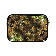 Artificial Tribal Jungle Print Apple Ipad Mini Zippered Sleeve by dflcprints