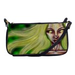 Searching Through the Lights  Shoulder Clutch Bag
