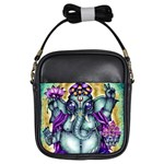 :Ganesha: Girls Sling Bag