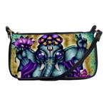 :Ganesha: Shoulder Clutch Bag