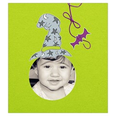Drawstring Pouch Large By Deca   Drawstring Pouch (large)   Hicqmo57isa8   Www Artscow Com Front