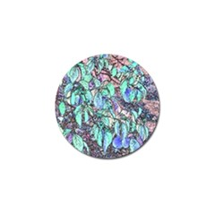 Colored Pencil Tree Leaves Drawing Golf Ball Marker 10 Pack by LokisStuffnMore