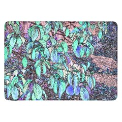 Colored Pencil Tree Leaves Drawing Samsung Galaxy Tab 8 9  P7300 Flip Case by LokisStuffnMore