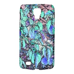 Colored Pencil Tree Leaves Drawing Samsung Galaxy S4 Active (i9295) Hardshell Case by LokisStuffnMore