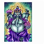 :Ganesha: Large Poster Flag (Two Sides)