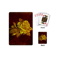 Rose Playing Cards (mini) by ankasdesigns