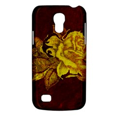 Rose Samsung Galaxy S4 Mini (gt I9190) Hardshell Case  by ankasdesigns