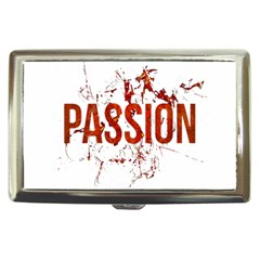 Passion And Lust Grunge Design Cigarette Money Case by dflcprints