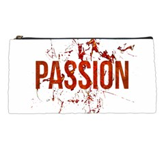Passion And Lust Grunge Design Pencil Case by dflcprints