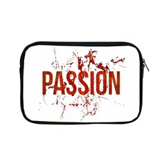 Passion And Lust Grunge Design Apple Ipad Mini Zippered Sleeve by dflcprints