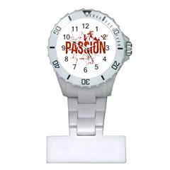 Passion And Lust Grunge Design Nurses Watch by dflcprints
