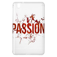 Passion And Lust Grunge Design Samsung Galaxy Tab Pro 8 4 Hardshell Case by dflcprints