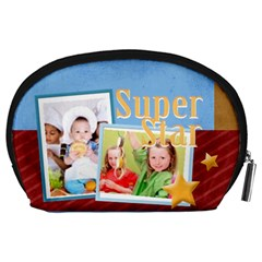 Super Star  By Mac Book   Accessory Pouch (large)   T855pzkjg8of   Www Artscow Com Back