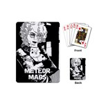 Meteor Mags Playing Cards - Playing Cards (Mini)