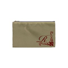Small By Rivky   Cosmetic Bag (small)   A8j8g69w82da   Www Artscow Com Front