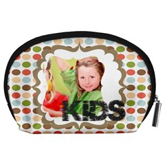 Kids By Mac Book   Accessory Pouch (large)   D1v3l9dcp058   Www Artscow Com Back