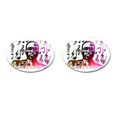 Mg Firetested Cufflinks (oval) by holyhiphopglobalshop1