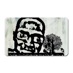 M G Firetested Magnet (rectangular) by holyhiphopglobalshop1