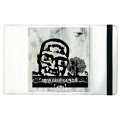 M G Firetested Apple Ipad 2 Flip Case by holyhiphopglobalshop1