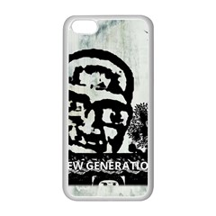 M G Firetested Apple Iphone 5c Seamless Case (white) by holyhiphopglobalshop1