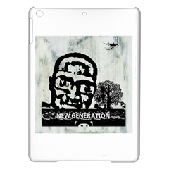 M G Firetested Apple Ipad Air Hardshell Case by holyhiphopglobalshop1