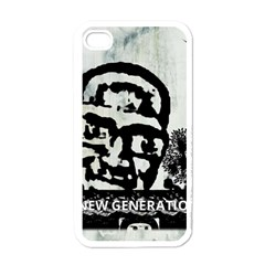 M G Firetested Apple Iphone 4 Case (white) by holyhiphopglobalshop1