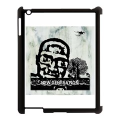 M G Firetested Apple Ipad 3/4 Case (black) by holyhiphopglobalshop1