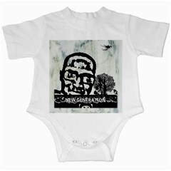 M G Firetested Infant Bodysuit by holyhiphopglobalshop1