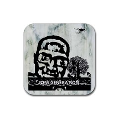 M G Firetested Drink Coasters 4 Pack (square) by holyhiphopglobalshop1