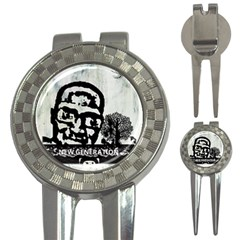 M G Firetested Golf Pitchfork & Ball Marker by holyhiphopglobalshop1
