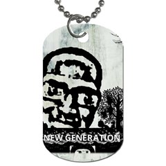 M G Firetested Dog Tag (one Sided) by holyhiphopglobalshop1