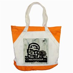 M G Firetested Accent Tote Bag by holyhiphopglobalshop1
