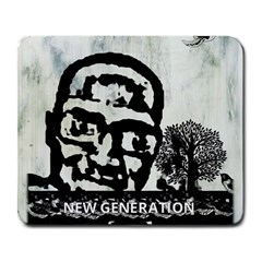 M G Firetested Large Mouse Pad (rectangle) by holyhiphopglobalshop1