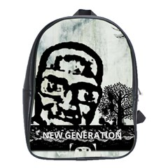 M G Firetested School Bag (large) by holyhiphopglobalshop1