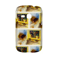 Vintage Halloween Postcard Samsung Galaxy S6310 Hardshell Case by EndlessVintage