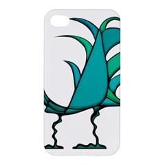 Fantasy Bird Apple Iphone 4/4s Premium Hardshell Case by dflcprints