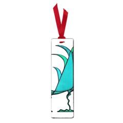 Fantasy Bird Small Bookmark by dflcprints