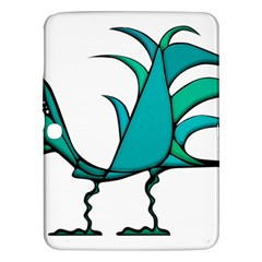 Fantasy Bird Samsung Galaxy Tab 3 (10 1 ) P5200 Hardshell Case  by dflcprints