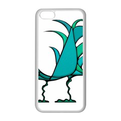 Fantasy Bird Apple Iphone 5c Seamless Case (white) by dflcprints