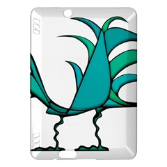 Fantasy Bird Kindle Fire Hdx 7  Hardshell Case by dflcprints