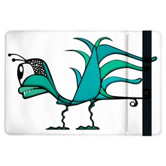 Fantasy Bird Apple Ipad Air Flip Case by dflcprints
