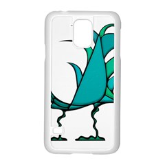 Fantasy Bird Samsung Galaxy S5 Case (white)