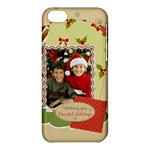 xmas - Apple iPhone 5C Hardshell Case