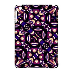 Colorful Tribal Pattern Print Apple Ipad Mini Hardshell Case (compatible With Smart Cover)