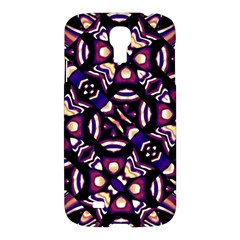Colorful Tribal Pattern Print Samsung Galaxy S4 I9500/i9505 Hardshell Case by dflcprints