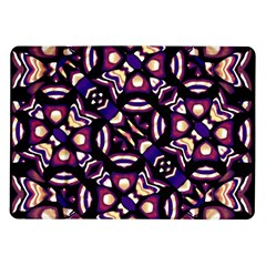 Colorful Tribal Pattern Print Samsung Galaxy Tab 10 1  P7500 Flip Case by dflcprints